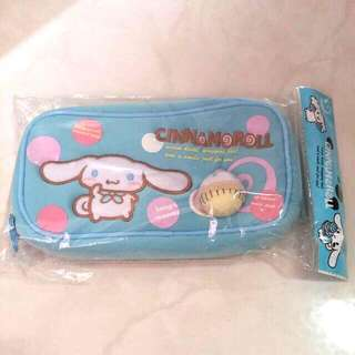 Cinnamoroll Sanfio Chracter Pencil Case
