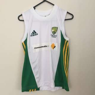 Australia Cricket Short sleeve top