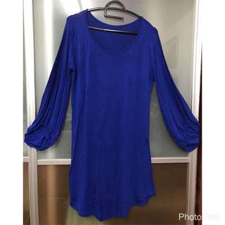 Cotton Long Blouse