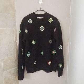 (售出)全新Kenzo X H&M限量款毛衣