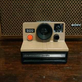 Vintage Polaroid 500 Camera