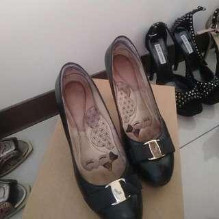 Diana 跟鞋 24.5-25可穿