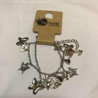 Factorie Charm Bracelet