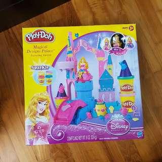 Brand New Princess Play Doh