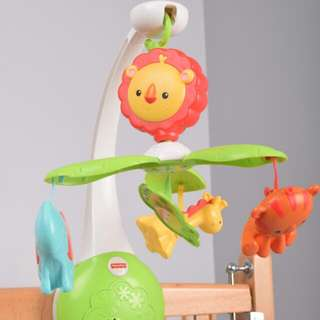 Pre Own Fisherprice Grow With Me Mobile