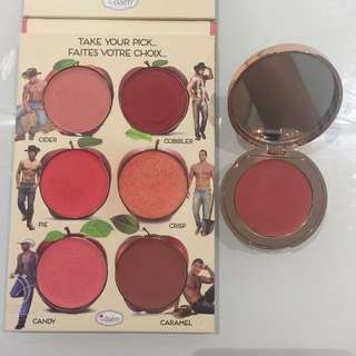 The Balm- How Bout Them Apples & Charlotte Tilbury Norman Parkinson- Colour Of Youth