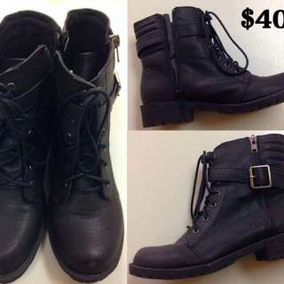 Women's Jaq Boots Size 6