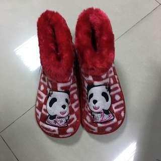 四川熊貓館拖鞋