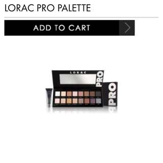 Looking For Authentic Lorac Pro Palette