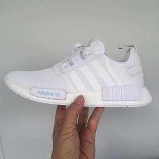 Adidas NMD Triple White US10
