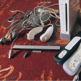Nintendo Wii Plus Sudah Jailbreak Bonus Dvd Game