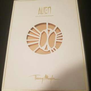 Thiery Mugler Alien Perfume