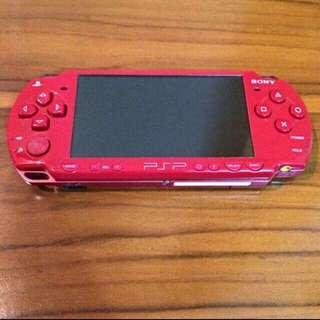 PSP 2000 Slim (Red)