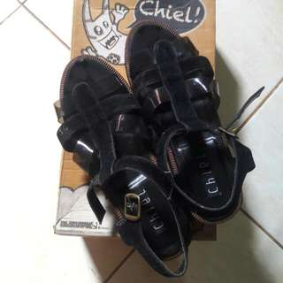 jelly flatform by chielshoes
