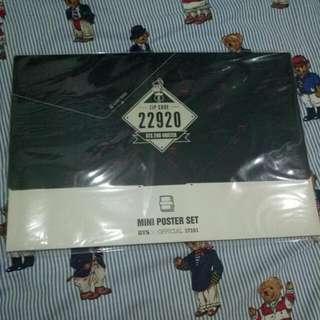 Zipcode 22920 Mini Poster Set