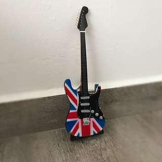 Handmade Miniature Electric Guitar