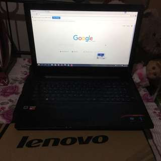 Laptop Of Lenovo( Model G51-35 )