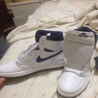 Nike Air Jordan 1 Retro Metallic