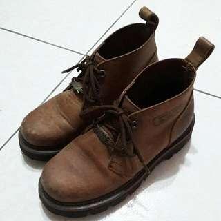 美國名牌Road Aker 古著 馬汀靴