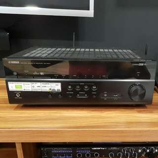 Yamaha RX-V577 7.2-channel Wi-Fi Network AV Receiver