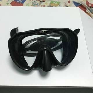 Atomic Aquatic Frameless Dive/snorkel mask