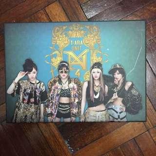 T-ara N4 Mini Album