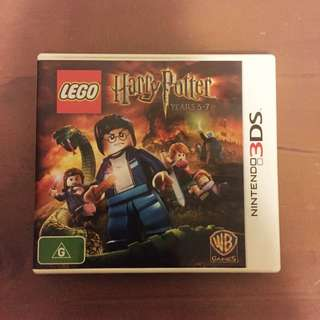 Harry Potter 5-7 For 3ds