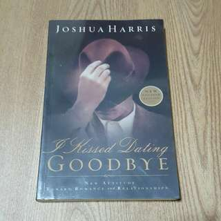 JOSHUA HARRIS ● I Kissed Dating Goodbye