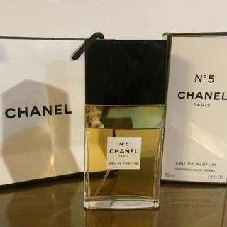 :+: 香奈兒 Chanel 經典 香水 5號 五號 No.5 :+:
