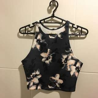 Hollister Crop Top Size S