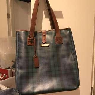 Ralph Lauren Vintage Tote Shoulder Bag