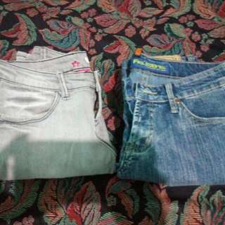 JEANS FOR LESS