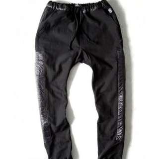 <全新>  Slightly Numb 15ss NANOU2 JOGGER PANTS 縮口褲 原價$2180