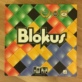 Blokus - Strategy Board Game
