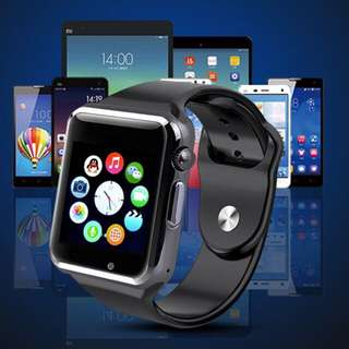 A1 Touch Screen Bluetooth Smartwatch