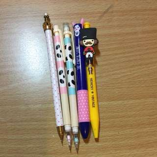 Cute Pens And Pacers
