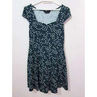 Dorothy Perkins Heart Print Dress
