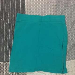 Forever 21 Bandage mini skirt