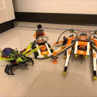🚚 Lego 70705(銀河隊)