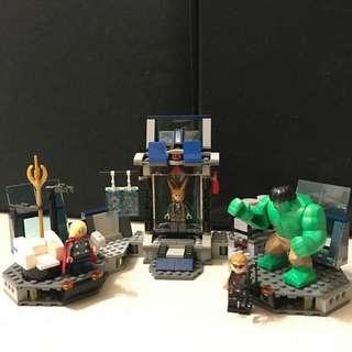 🚚 Lego 6868(復仇者聯盟)