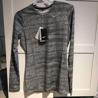 Nike Long Sleeve Work Out Top