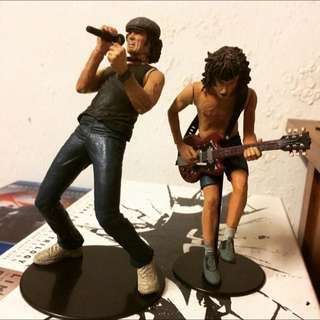 [NFS] Neca - ACDC - Angus Young & Brian Johnson