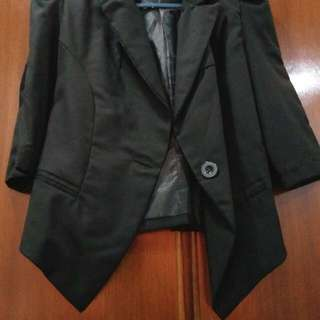 Black Short Jacket