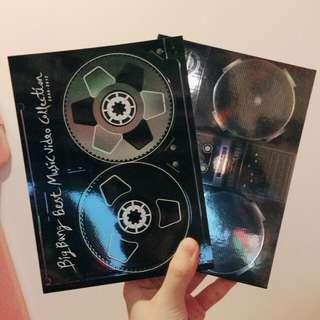 Bigbang Best MV collection