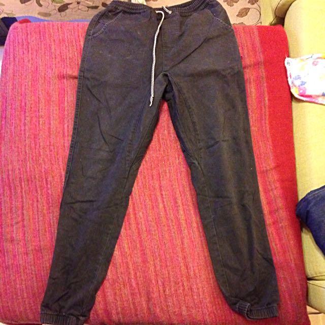 3件縮口褲合售500
