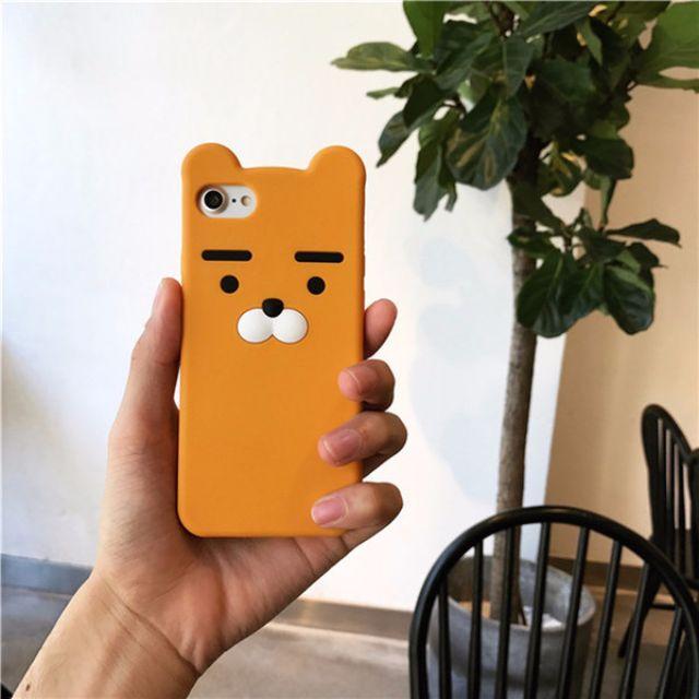 韓系小熊手機殼