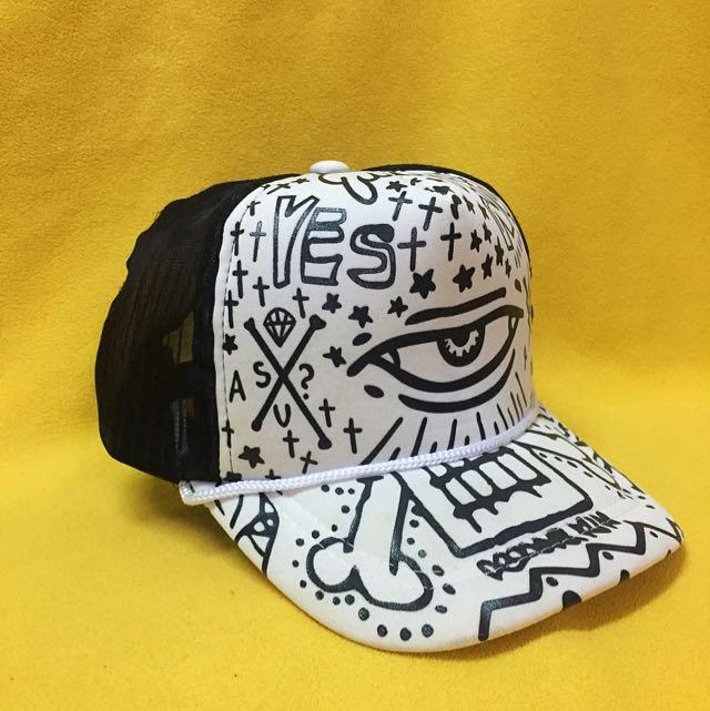 埃及眼帽子🎩