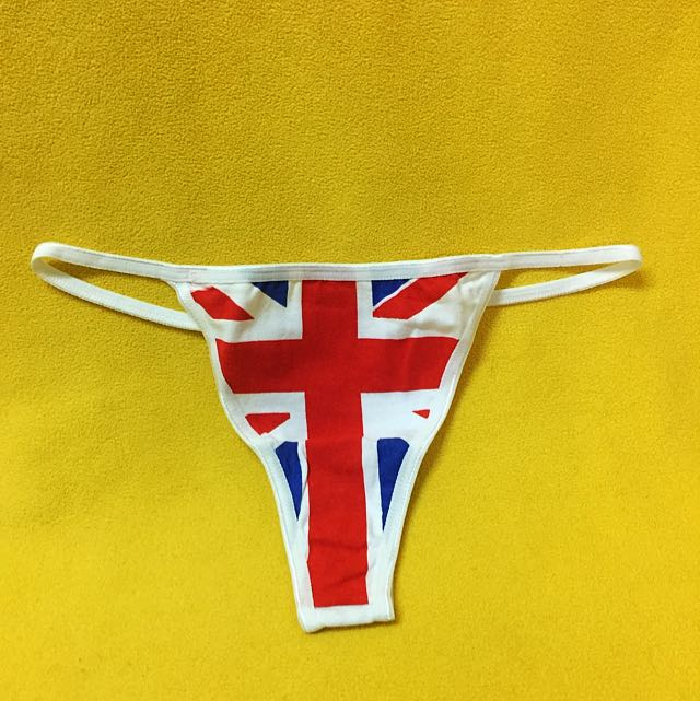 倫敦丁字褲