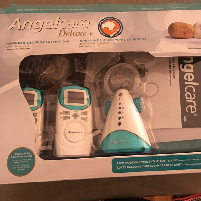Angelcare Monitor Deluxe +