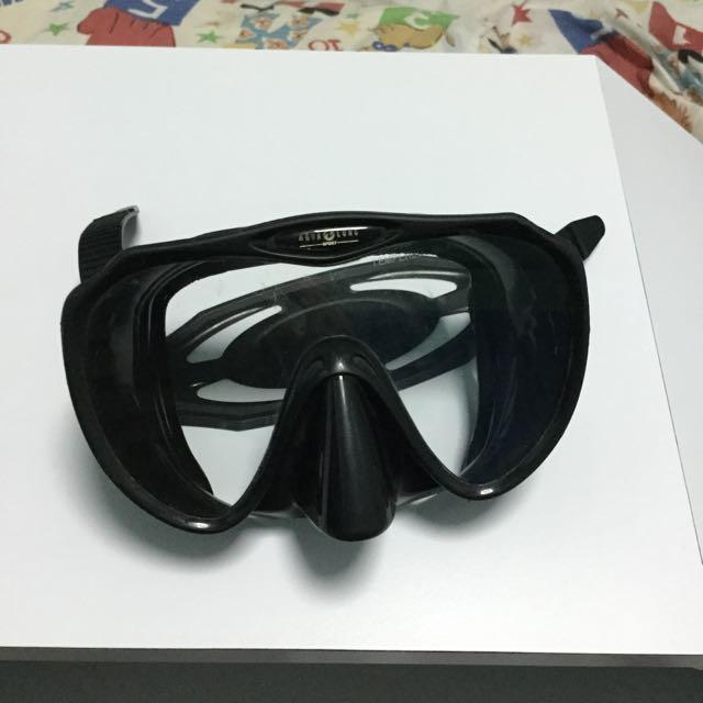 Atomic Aquatic Frameless Dive/snorkel mask